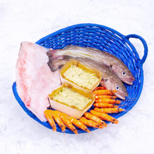 Panier La Piriacaise pour 2 pers /4 repas