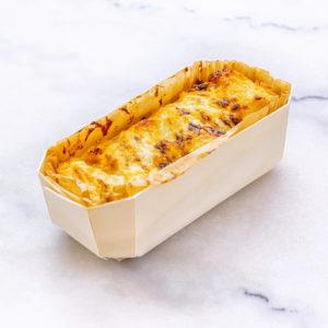 Lasagne de thon / la part
